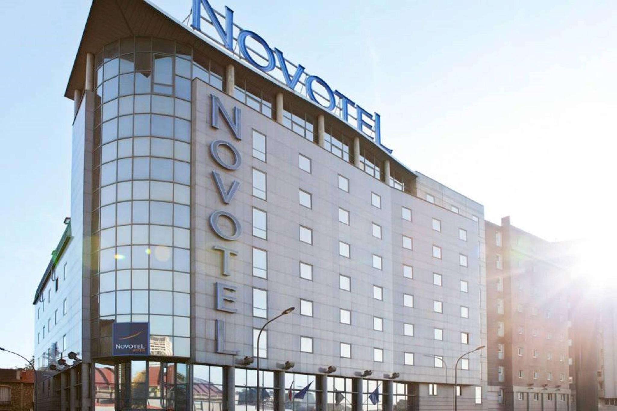 Novotel Paris 13 Porte D Italie Hotel