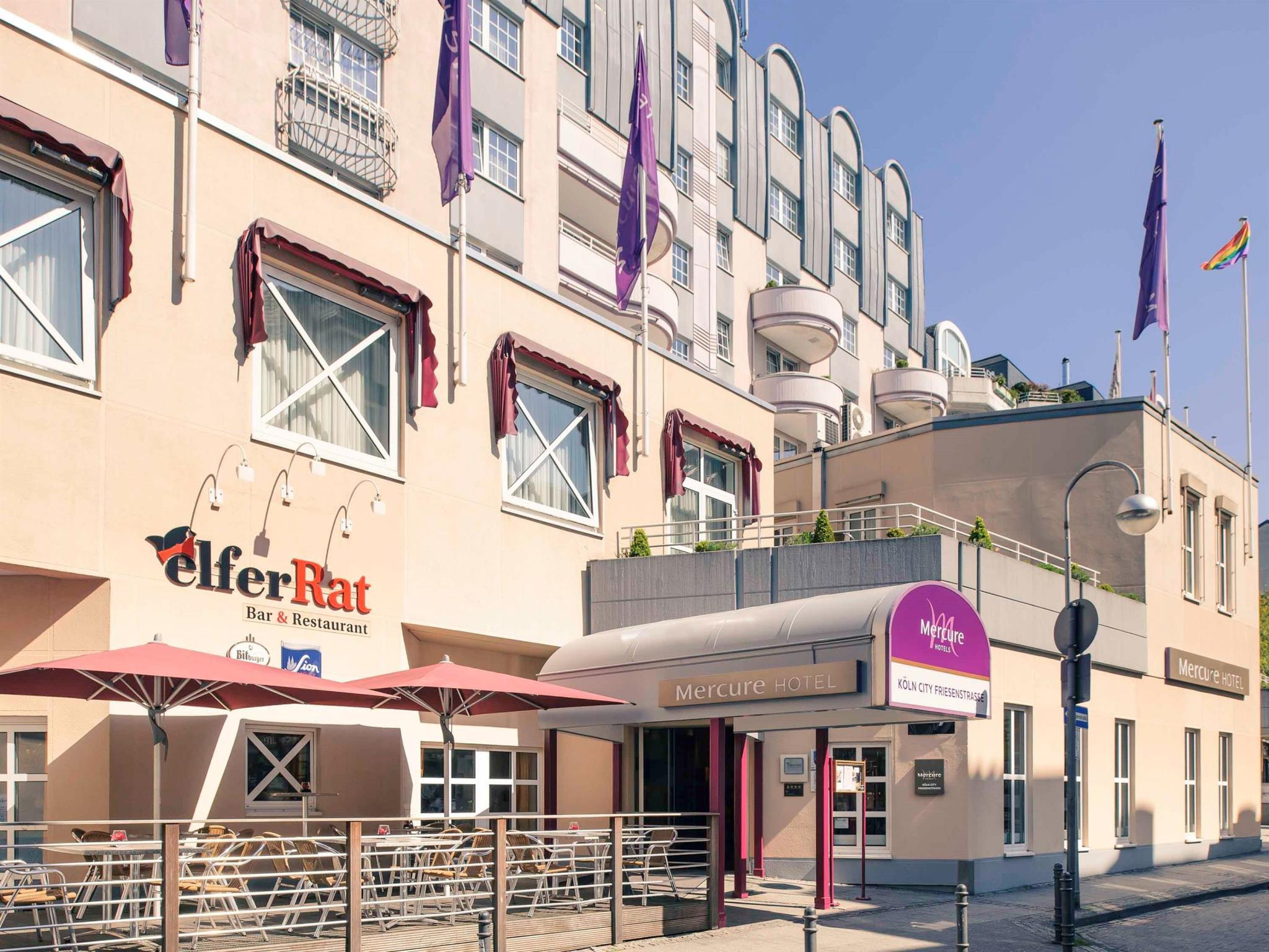 Mercure Hotel Koeln City Friesentrasse