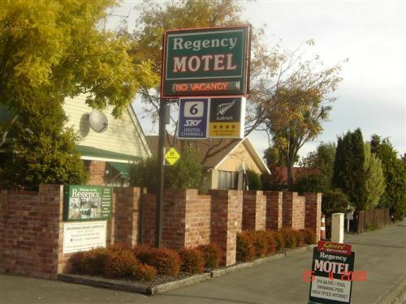 Ashburton's Regency Motel