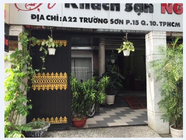 Ngoc Huong Hotel Ho Chi Minh City