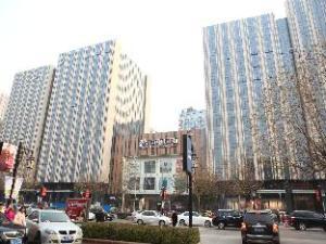 Jinan Bedom Service Apartments Quancheng Square