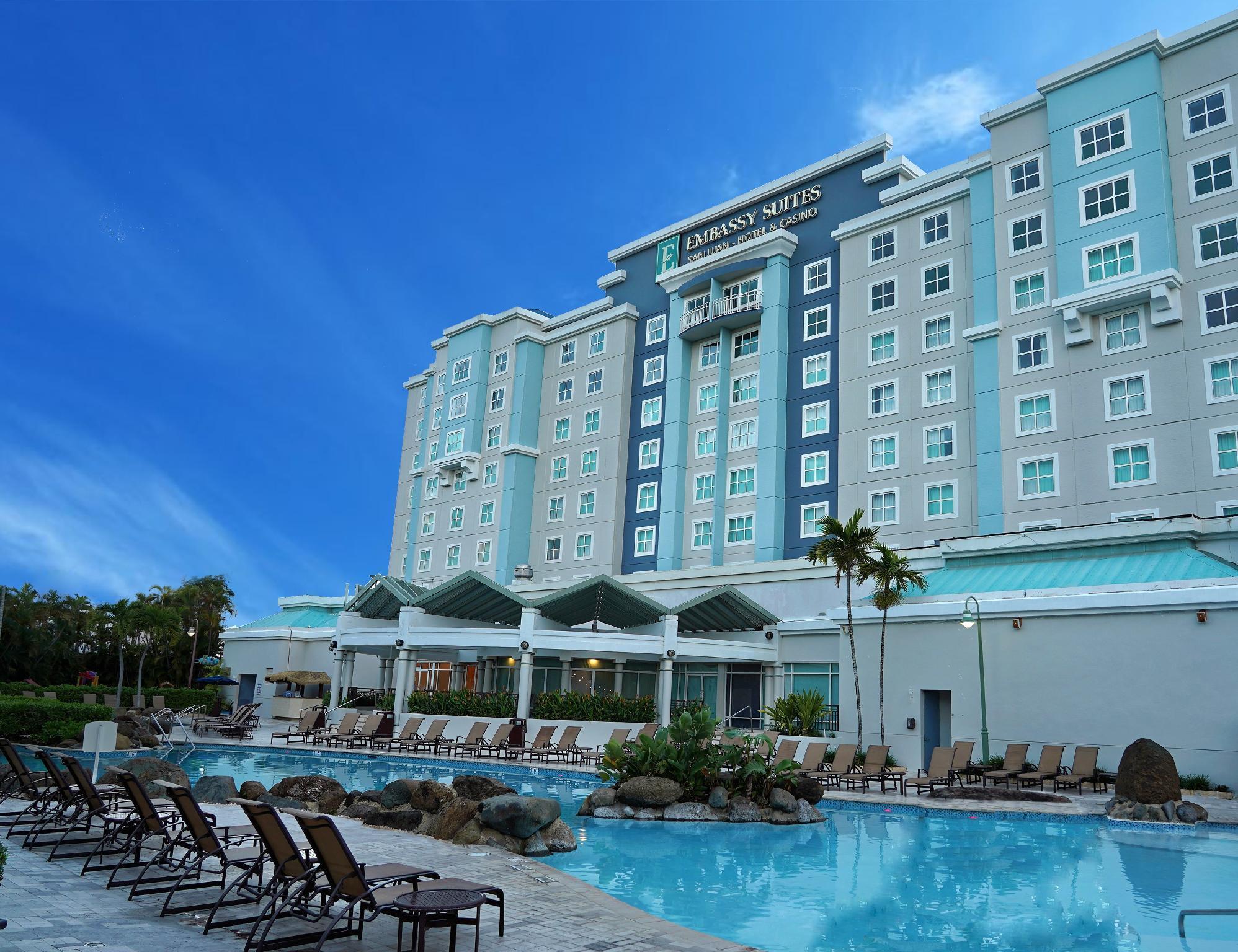 Embassy Suites Hotel San Juan Hotel & Casino