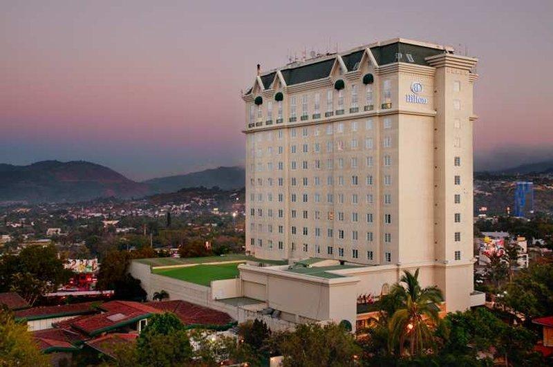 Princess San Salvador Hotel
