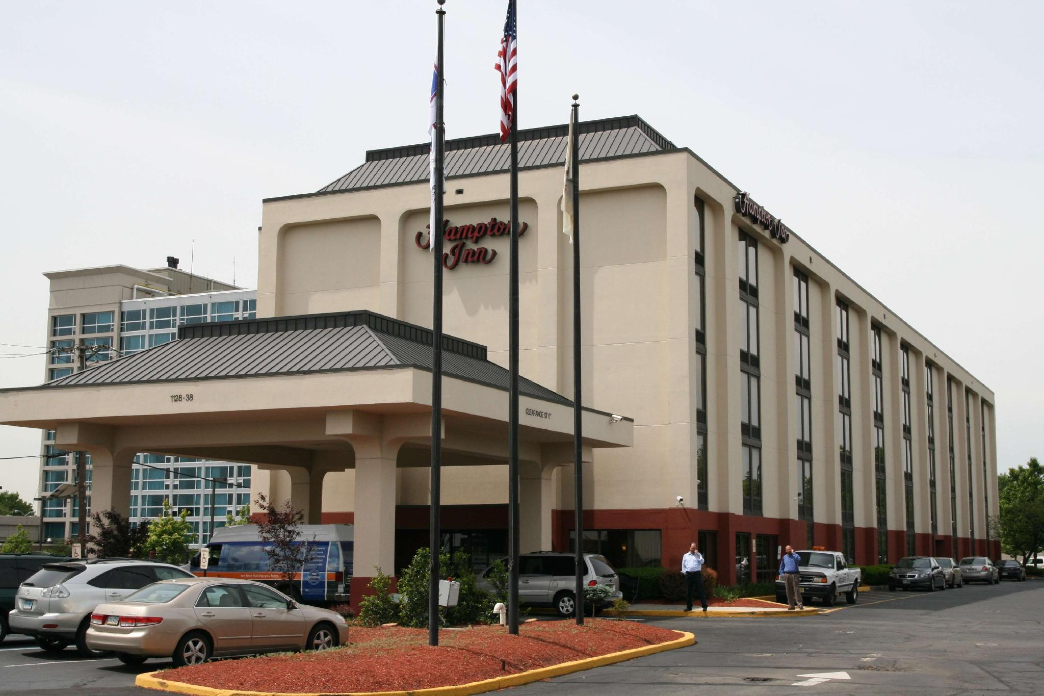 Hampton Inn Newark Airport Hotel
