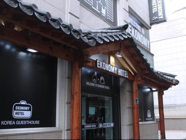Ekonomy Hotel Dongdaemun Seoul