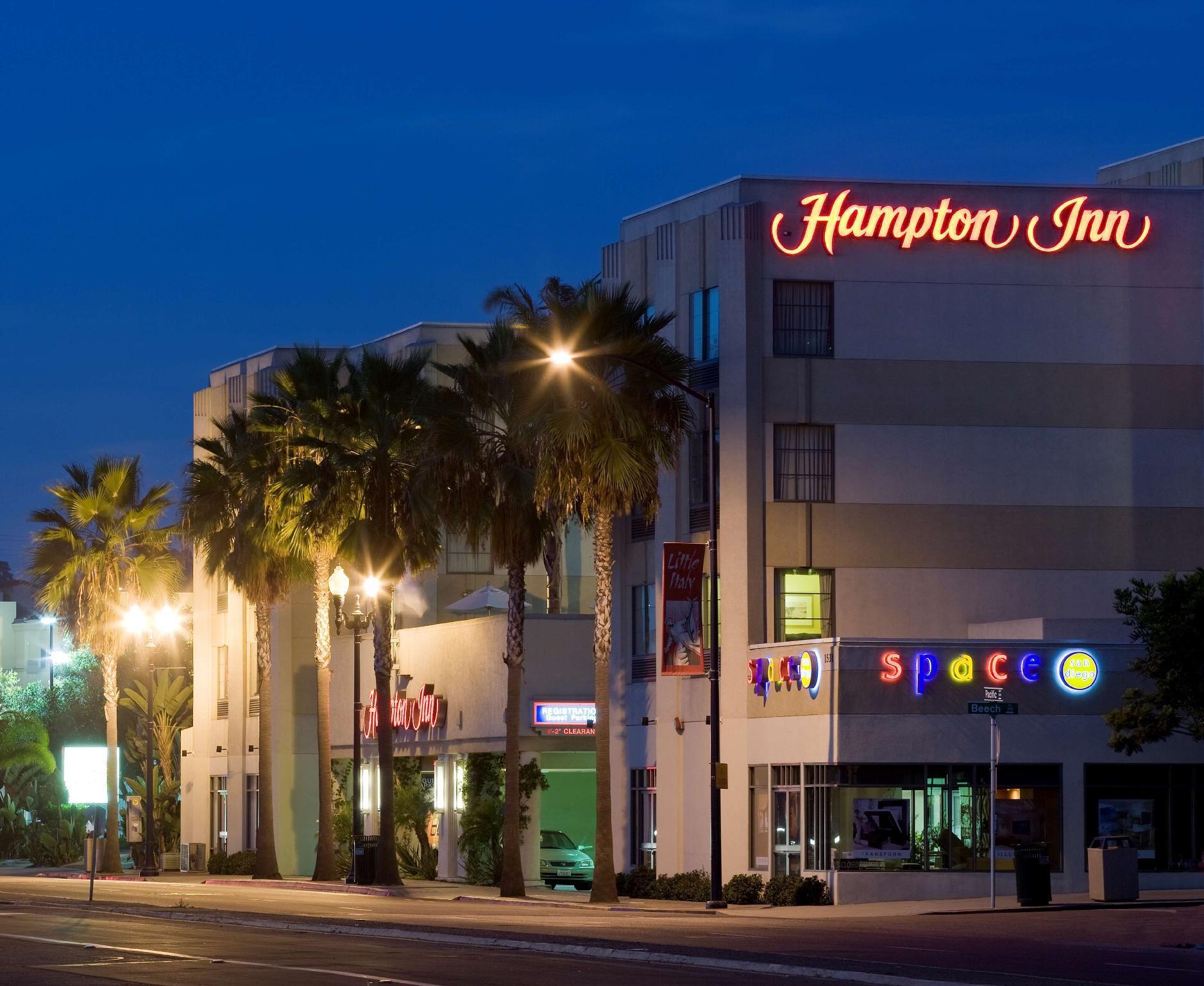 Hampton Inn San Diego Downtown Hotel