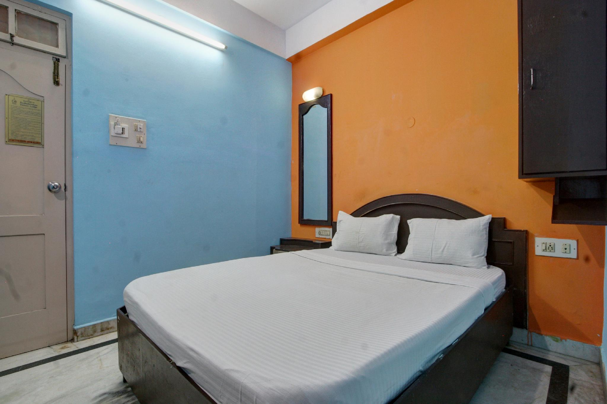 SPOT ON 39787 Radha Krishna Deluxe Lodge