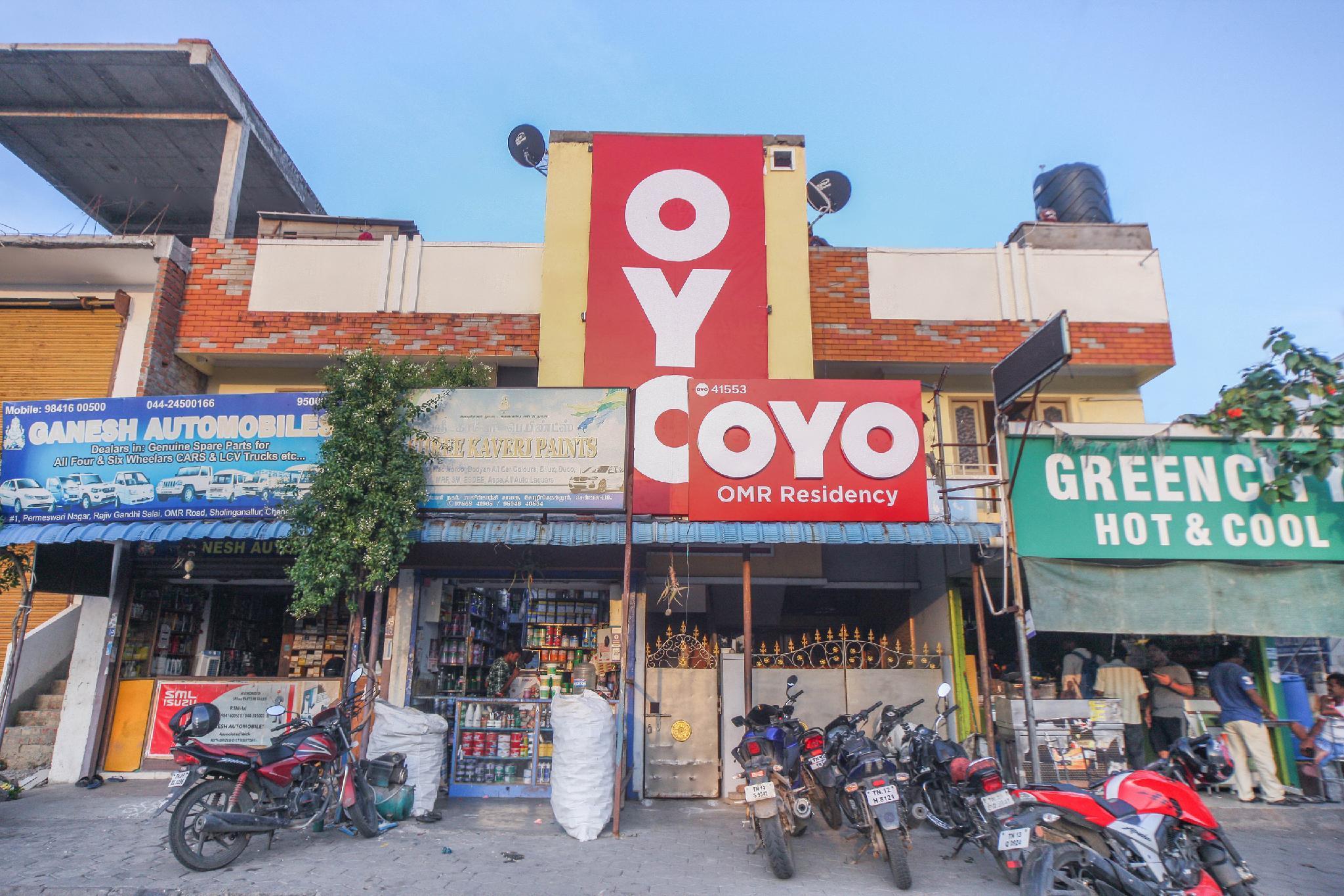 OYO 41553 Omr Residency
