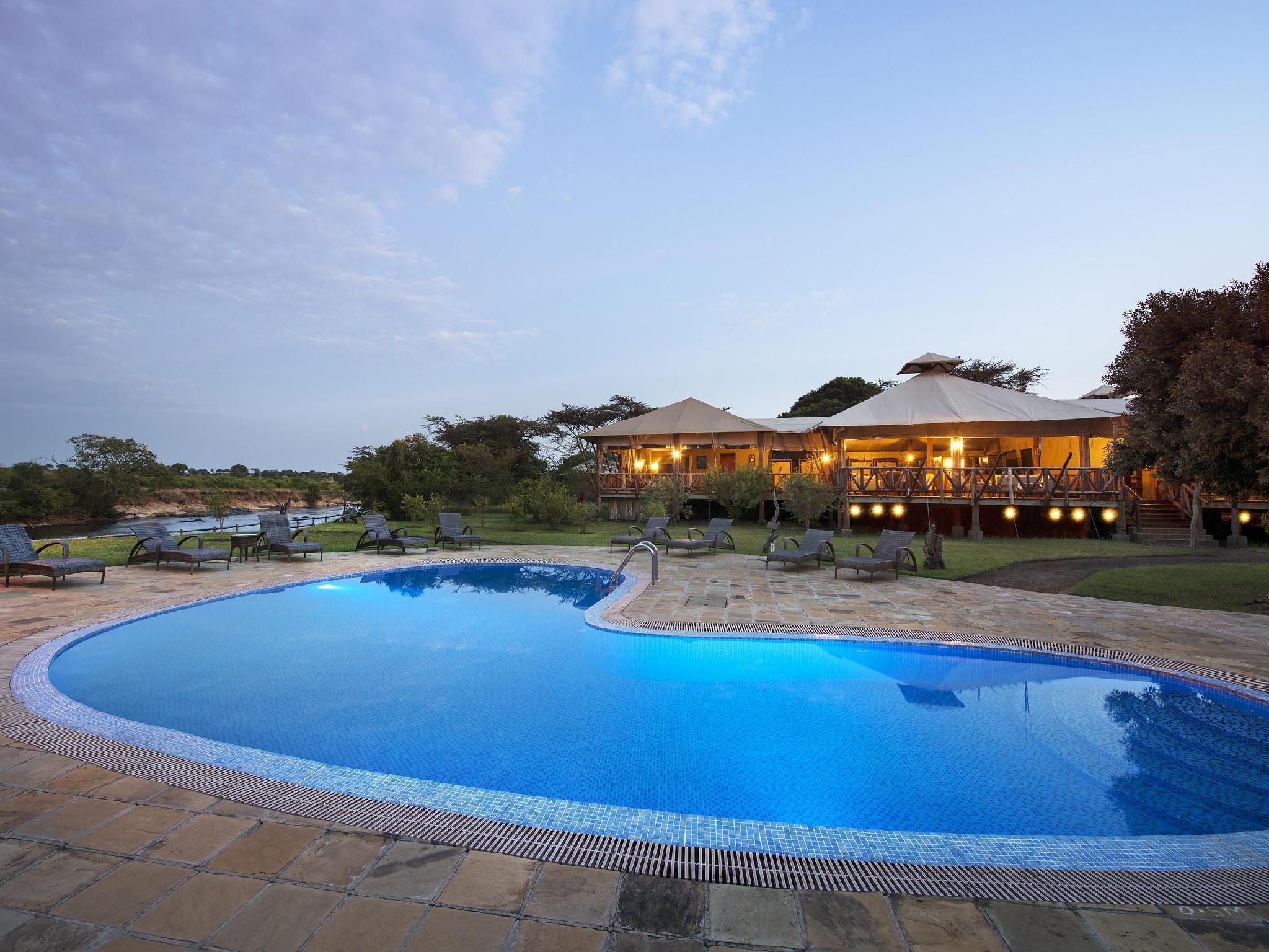 Neptune Mara Rianta Luxury Camp  All Inclusive