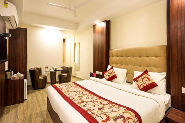 Capital O 8236 The Kailash Dev Hotel New Delhi and NCR