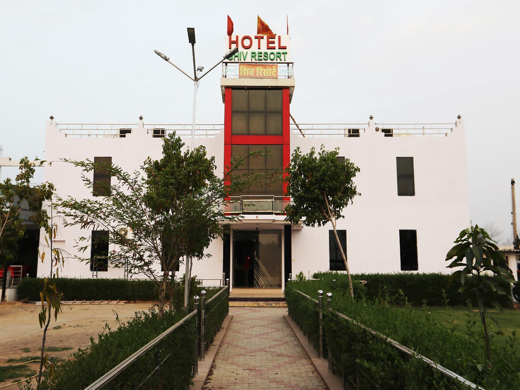 SPOT ON 40668 Shiv Resort