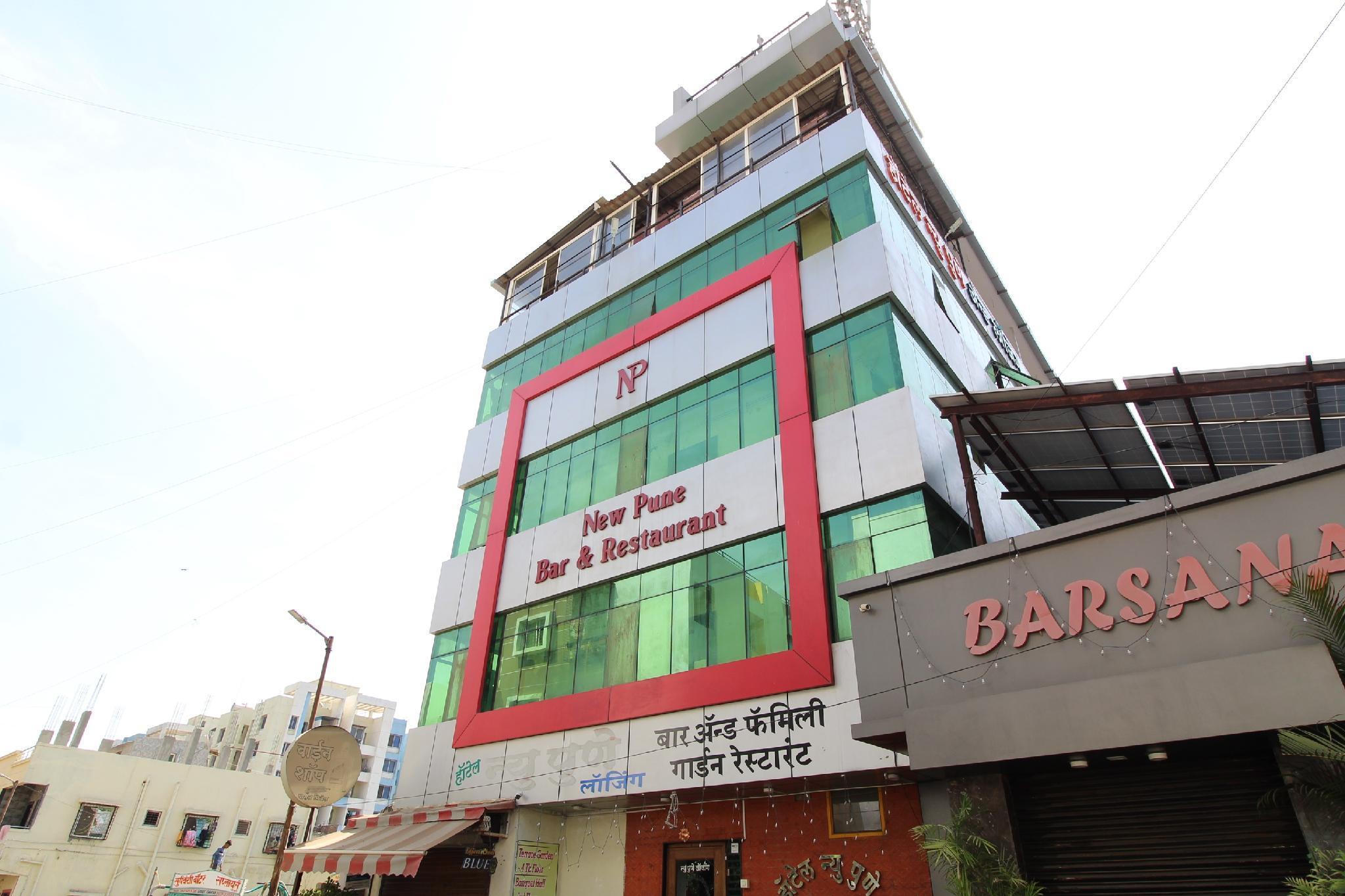 OYO 39998 New Pune Residency