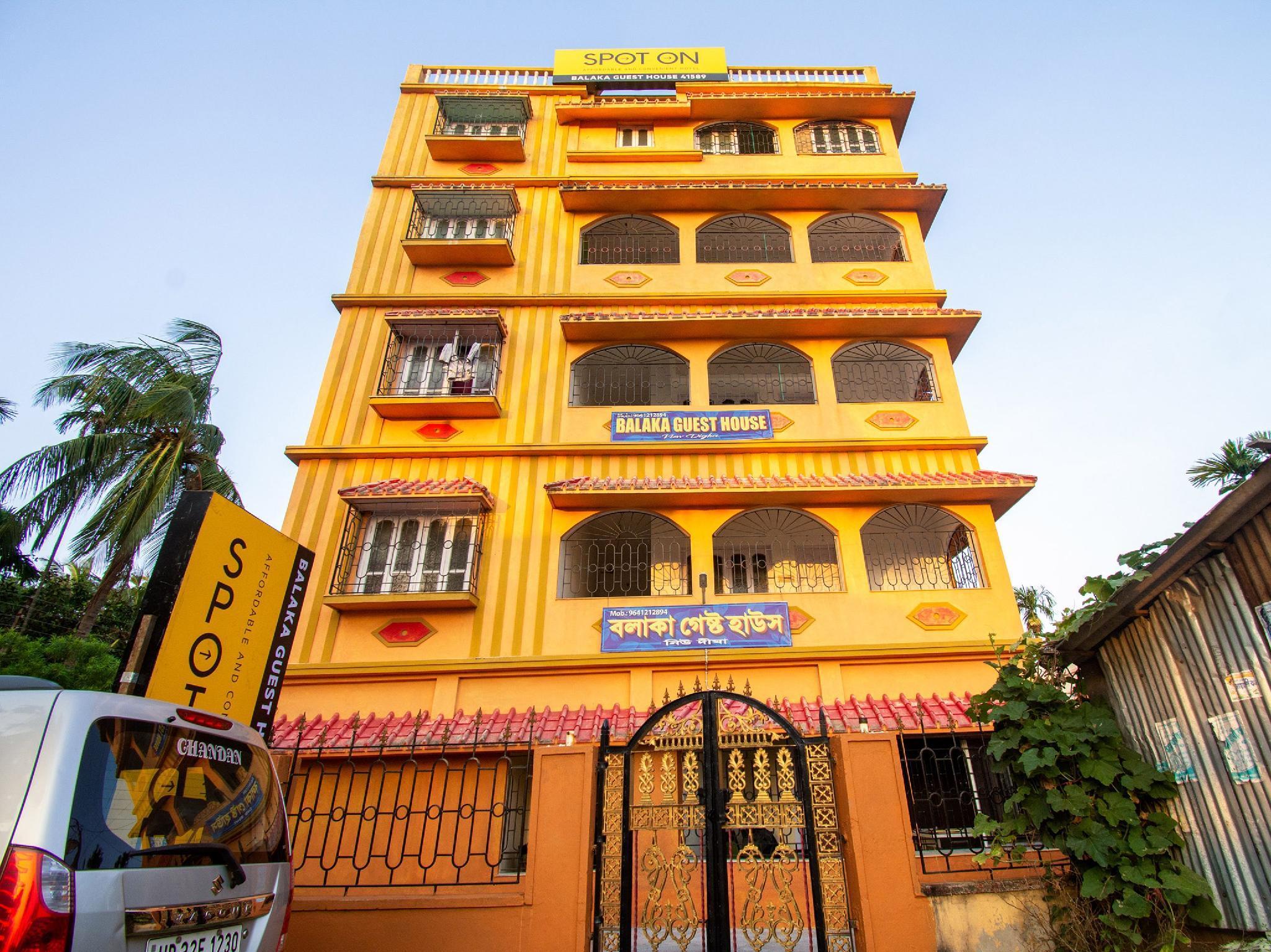 SPOT ON 41589 Balaka Guest House