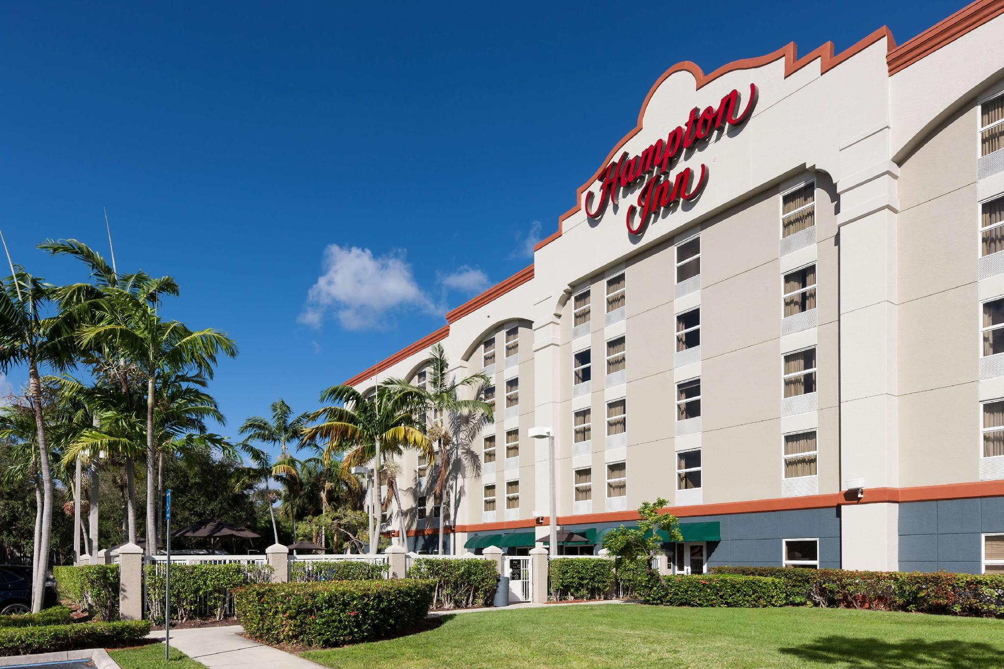 Hampton Inn Ft Lauderdale Airport North Hotel