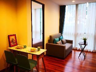 [サイアム]アパートメント(35m2)| 1ベッドルーム/1バスルーム Overlooking Bangkok skyline 1BR 曼谷城市中心距BTS350M