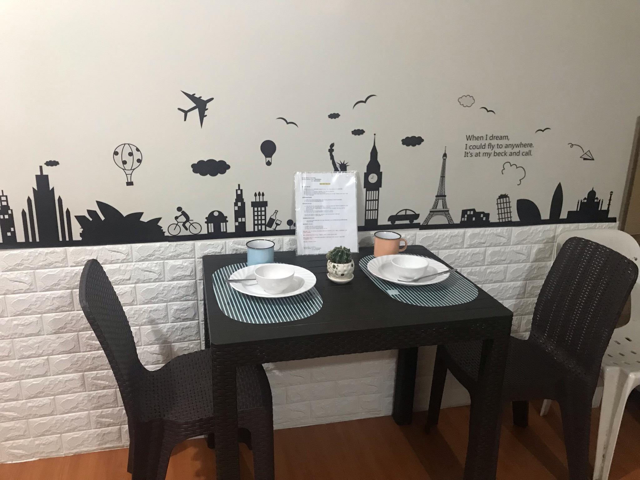 Comfy Studio Space With Balcony In MALABON