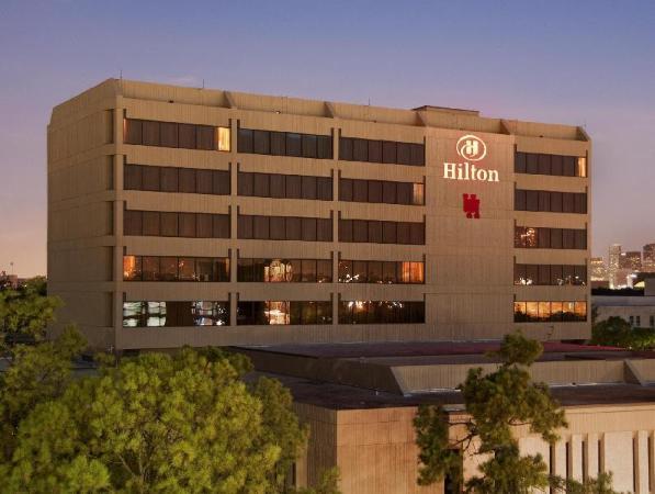 Hilton University of Houston Hotel Houston