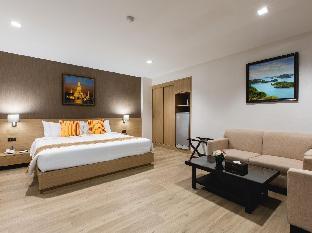 アデルフィ パタヤ ホテル Adelphi Pattaya Hotel