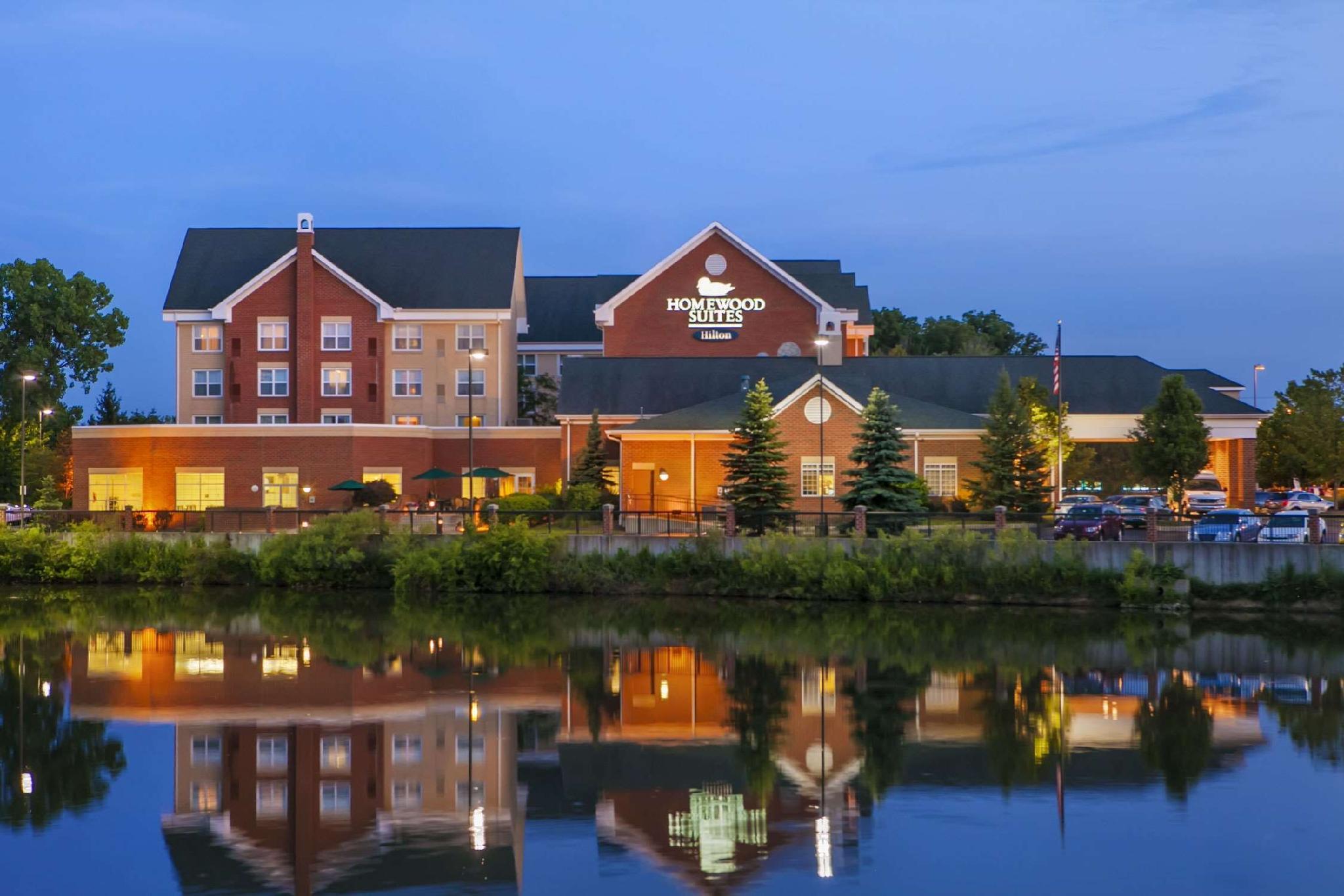 Homewood Suites By Hilton Cleveland Solon Hotel