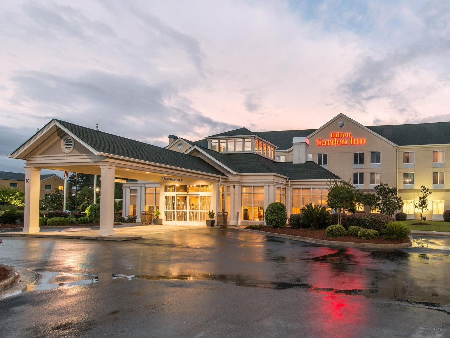 hilton garden inn savannah airport - Hilton Garden Inn Savannah Airport