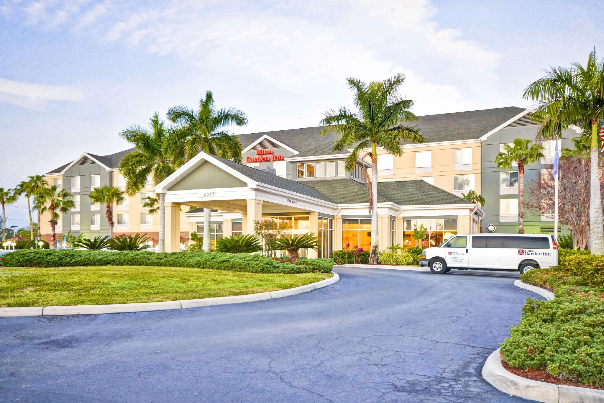 Hilton Garden Inn Sarasota Bradenton Airport Hotel