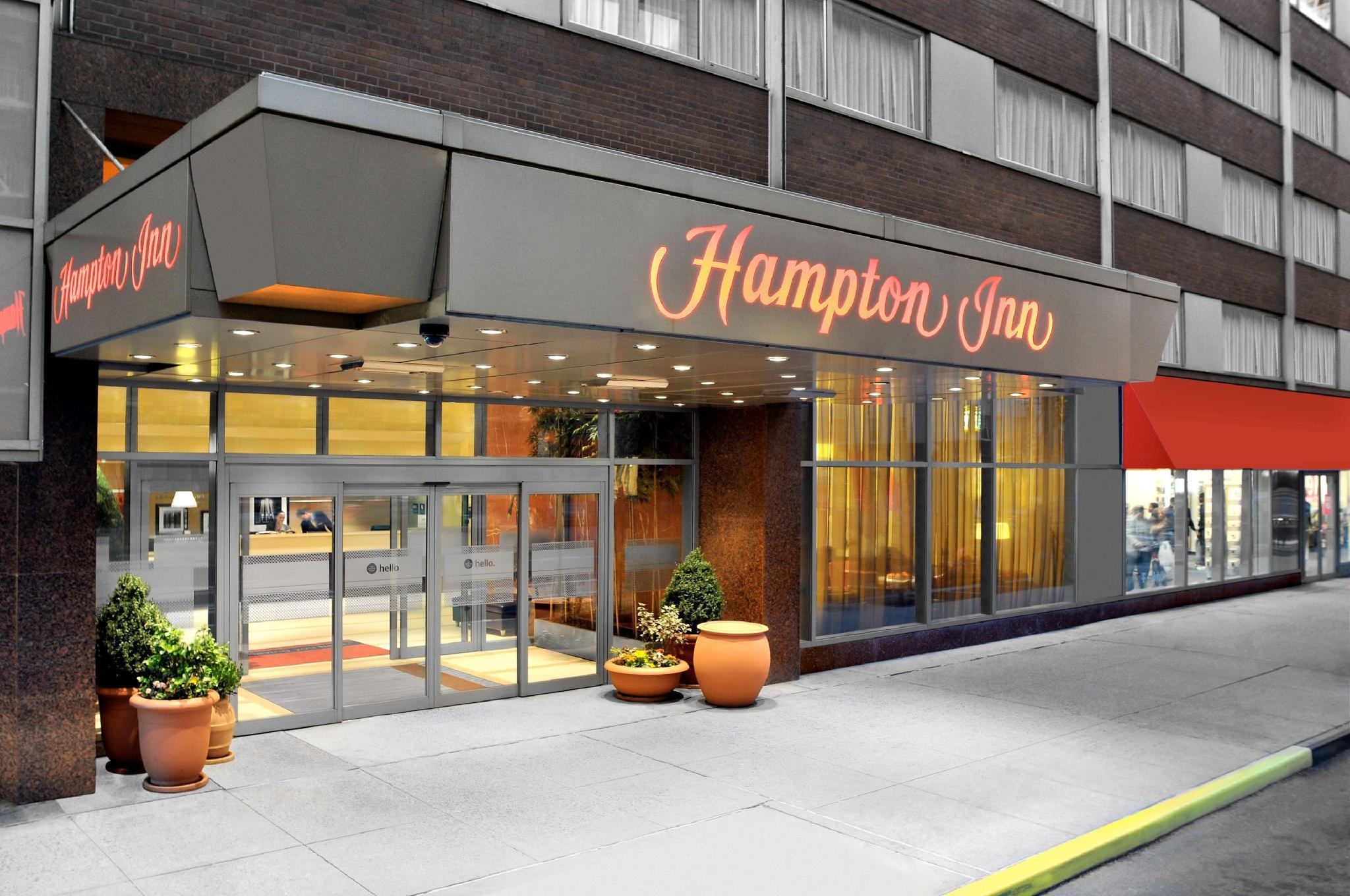 Hampton Inn Manhattan Times Square North