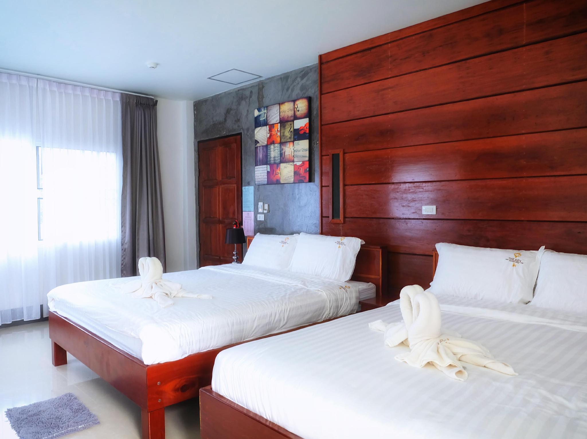 โรงแรมเดอะ คีย์