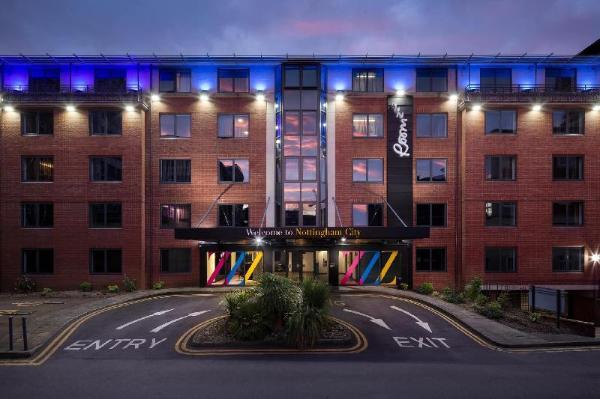 Aparthotel Roomzzz Nottingham City Nottingham