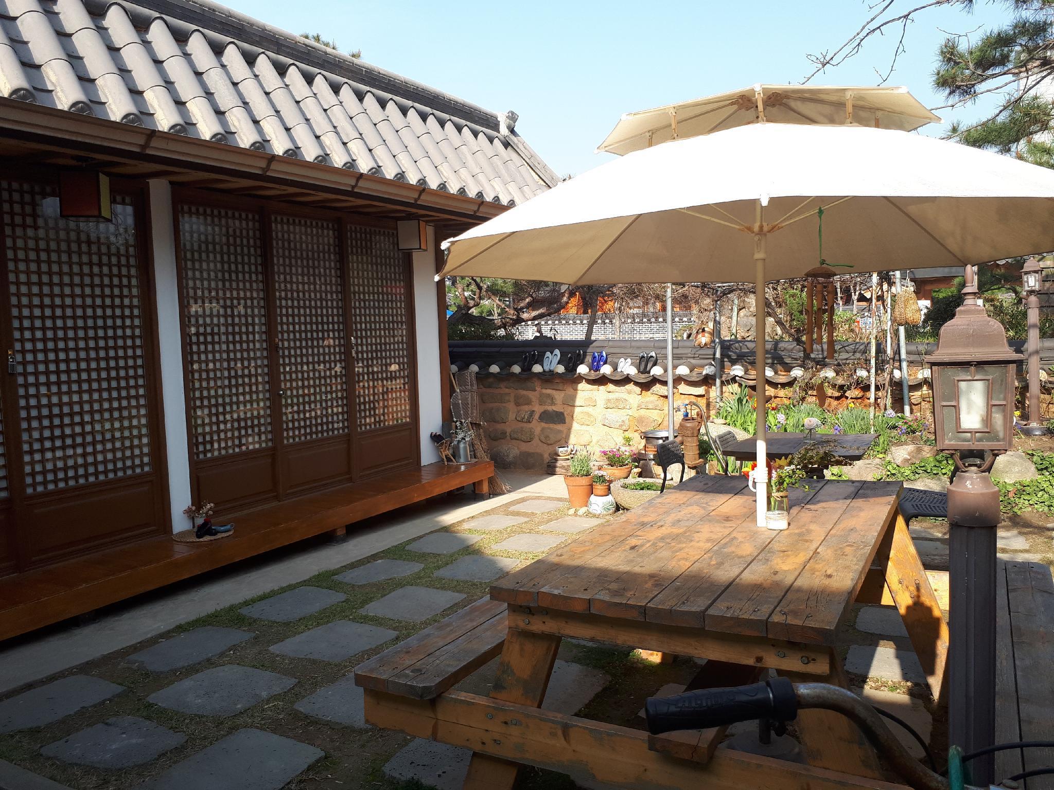 Sungsim Hanokstay