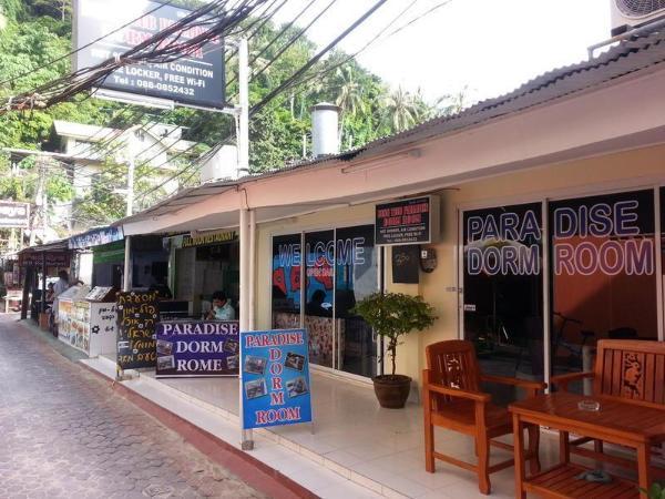 Paradise Dorm Room Koh Phi Phi