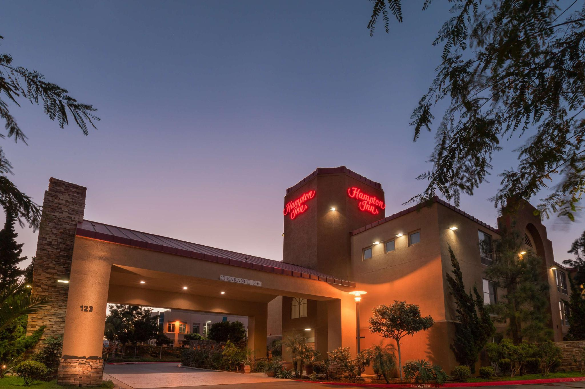Hampton Inn San Marcos Hotel