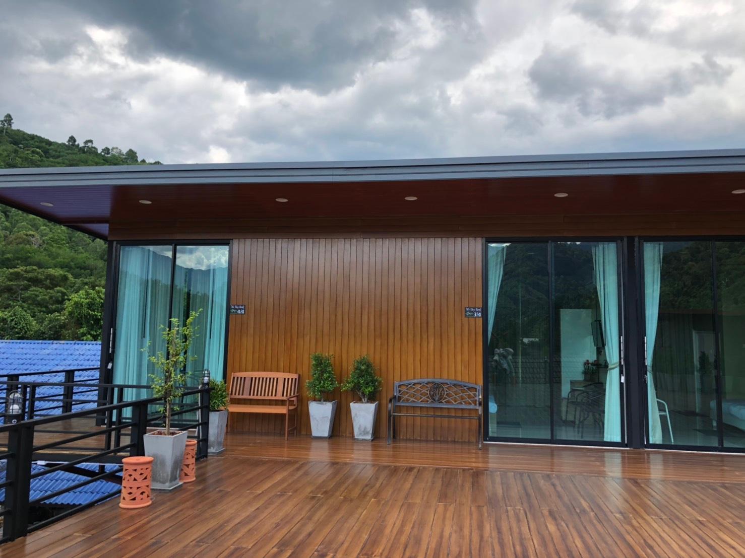 The Sky Roof Homestay @ Kiriwong เดอะ สกายรูฟ โฮมสเตย์ แอท คีรีวง
