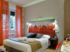 Apie B&B 94Rooms Vatican-Vigliena (B&B 94Rooms Vatican-Vigliena)
