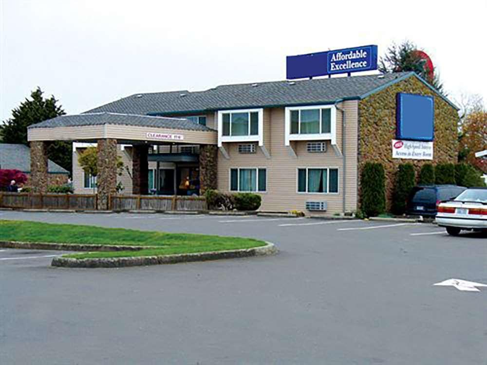 Red Lion Inn And Suites Vancouver