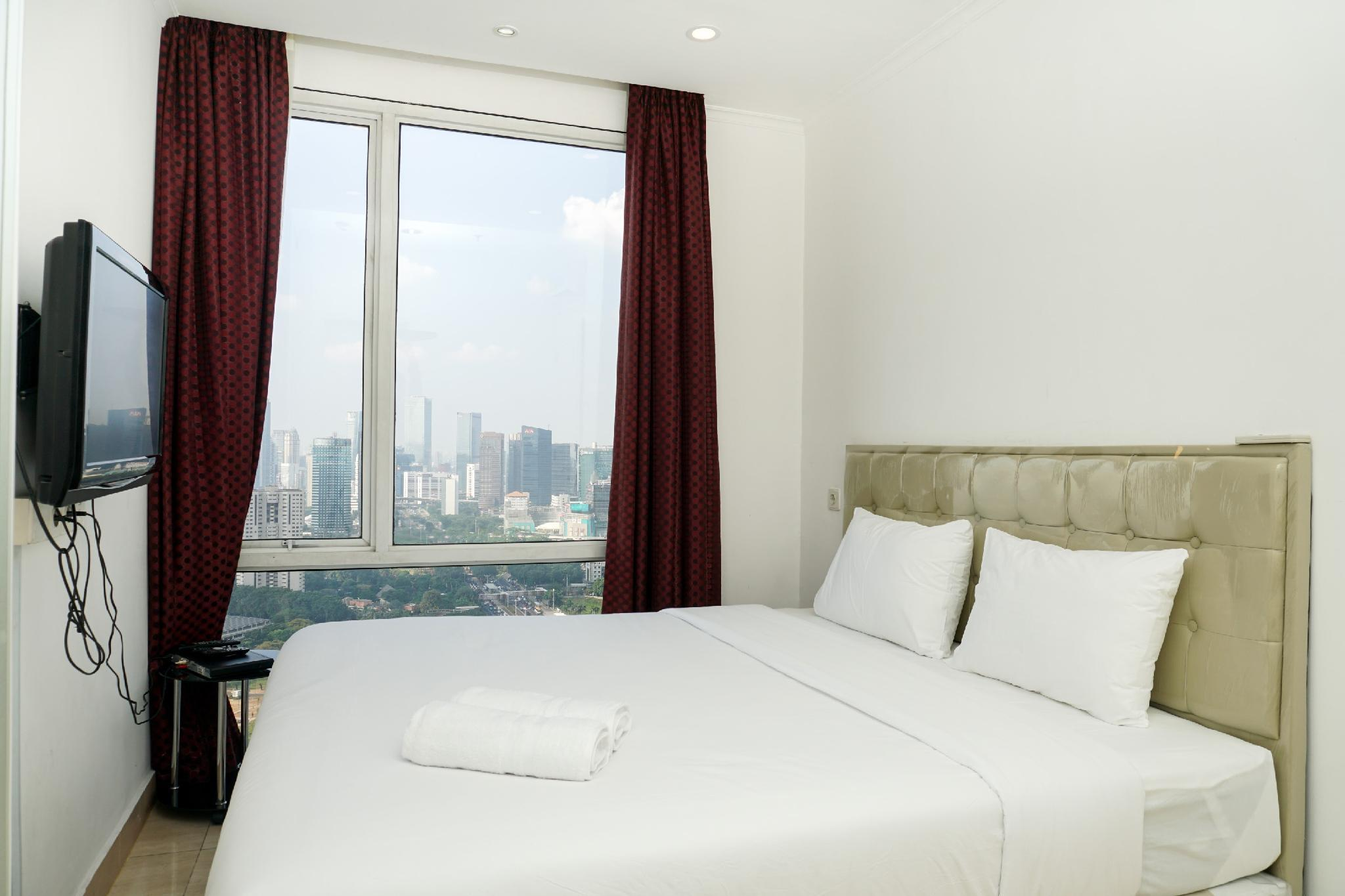 3BR Apartment At FX Residence Sudirman By Travelio