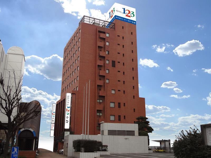 Hotel 1 2 3 Kokura