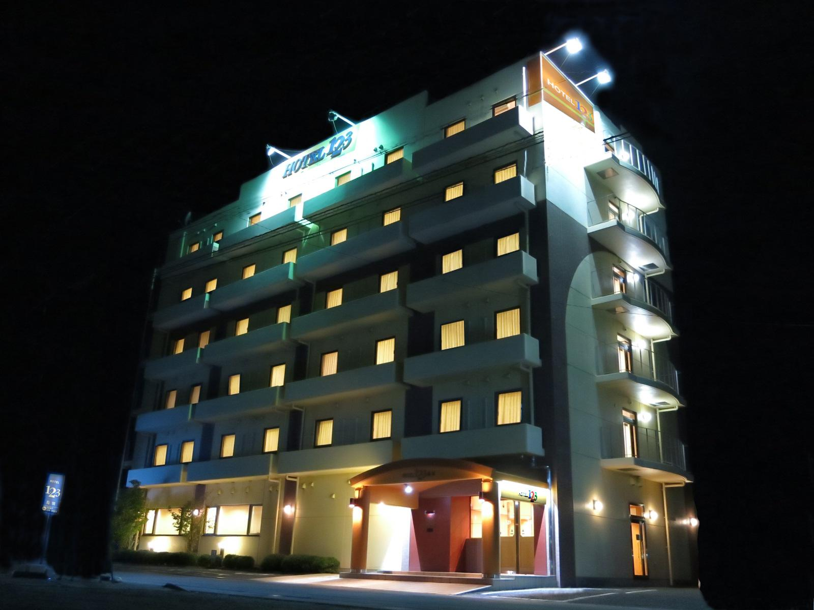 Hotel 1 2 3 Shimada
