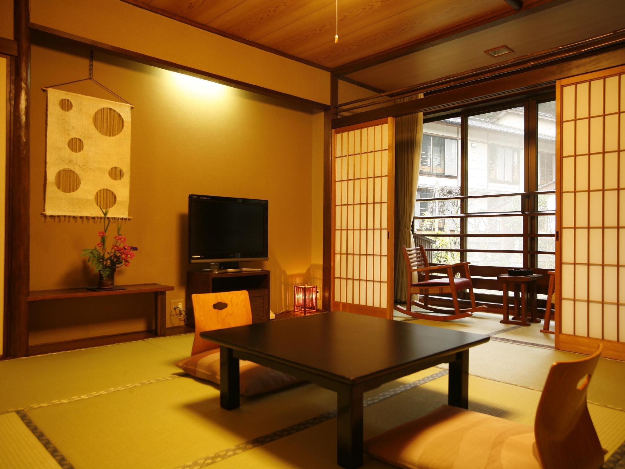 Yuraku Kinosaki Spa And Gardens Ryokan