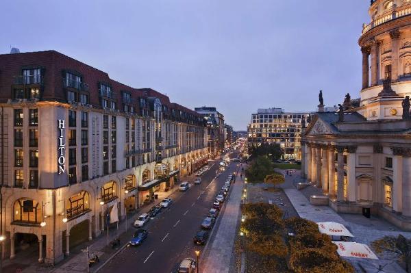 Hilton Berlin Hotel Berlin