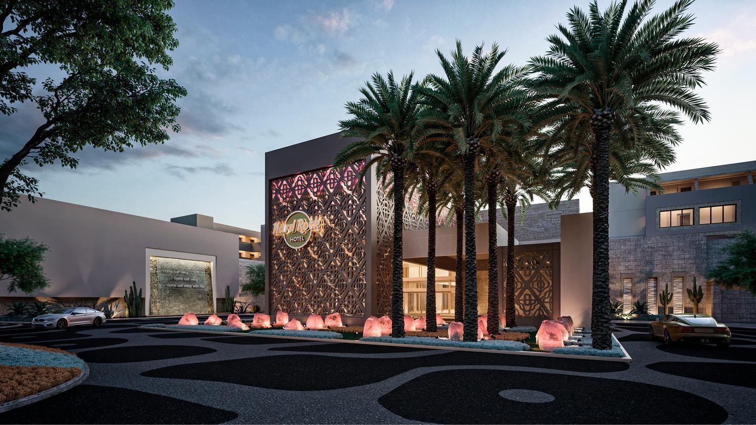 Hard Rock Hotel Los Cabos   All Inclusive