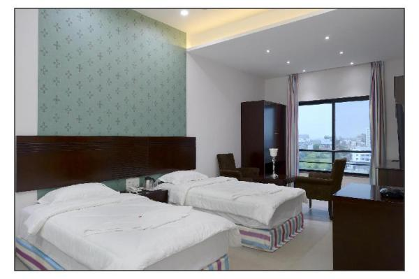 Kshitij An Apartment Hotel Pune