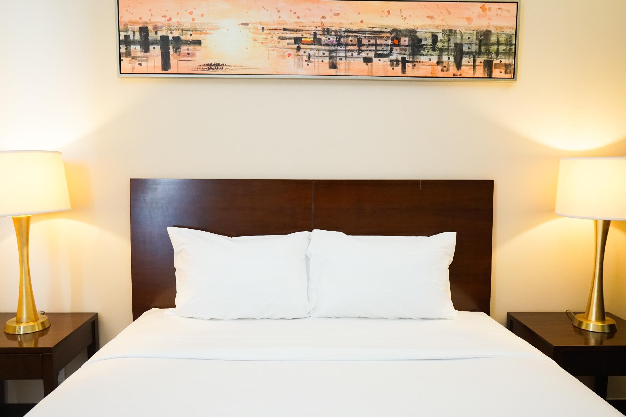 Elegant 2BR @ Ancol Marina Apartment By Travelio