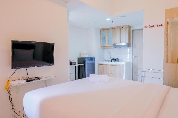 Studio Akasa Pure Living Apartment BSD By Travelio Tangerang