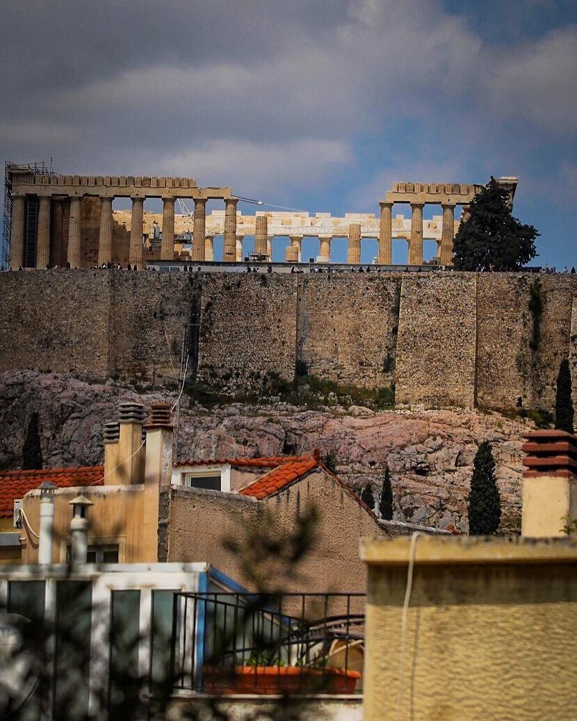 Acropolis Exceptional View