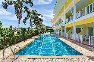 ⭐The Yellow Moon Resort  20BR Sleeps 40 near Beach วิลลา 20 ห้องนอน 20 ห้องน้ำส่วนตัว ขนาด 1600 ตร.ม. – สนามบินภูเก็ต
