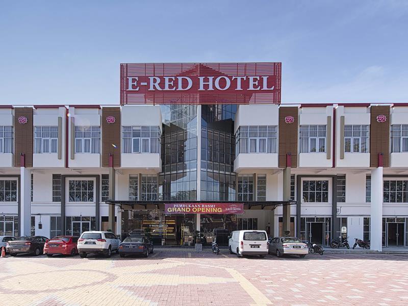 E Red Hotel Alma Cosmo