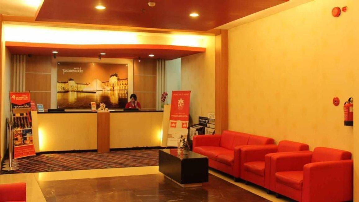 Capital O 1570 Hotel Promenade Cihampelas