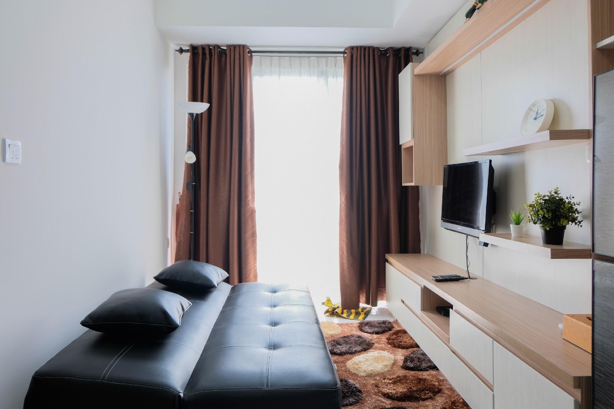 Relaxing 1BR Room Casa De Parco Apt By Travelio