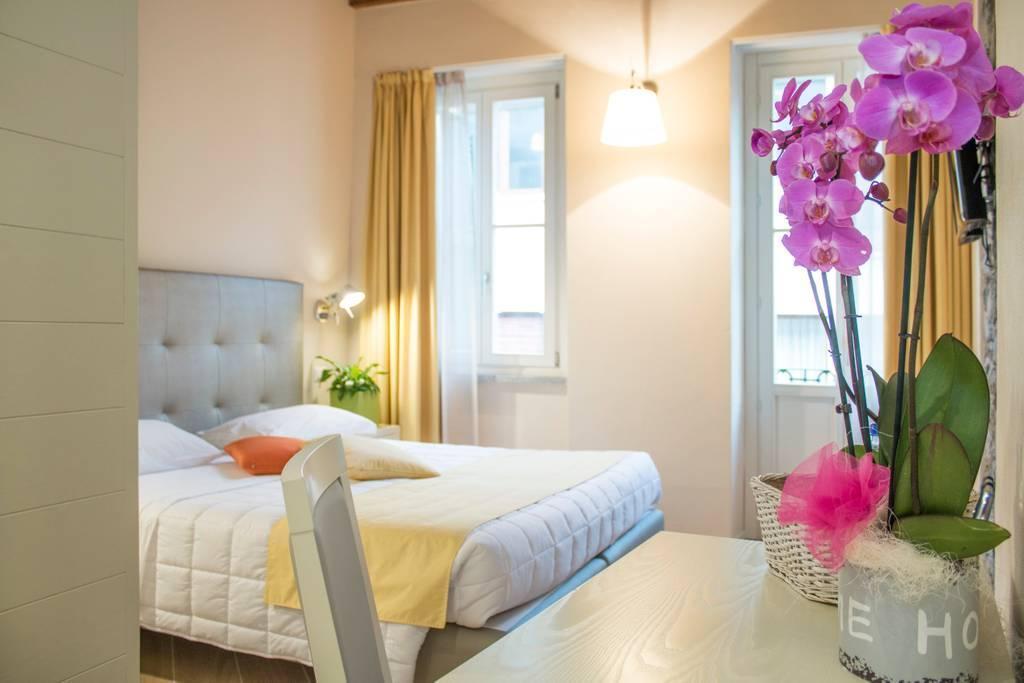 Hintown Como   Room Margherita
