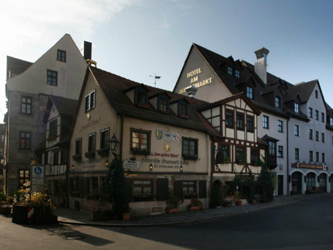 City Partner Hotel Am Jakobsmarkt